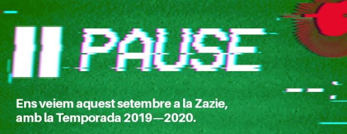 Tornem setembre amb la Temporada 2019-2020