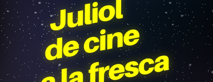 Juliol de cinema a la fresca