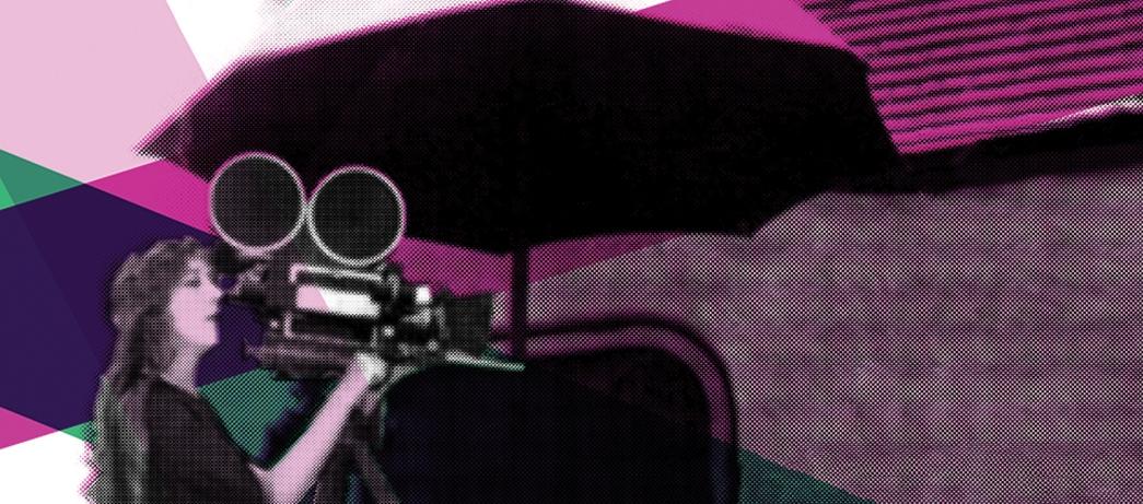 Projecció de curtmetratges del Dona'm Cine