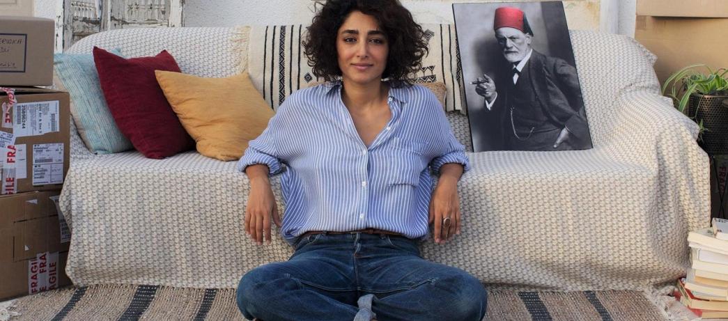 Un divan en Túnez