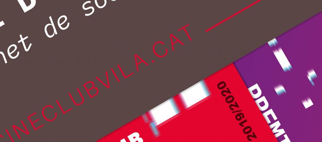 Escull el teu carnet de CCV per gaudir-lo al màxim!